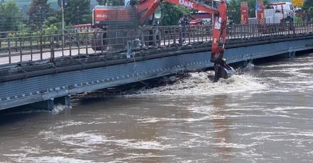 Inondazioni e allagamenti: quale rapporto con i nostrifiumi.